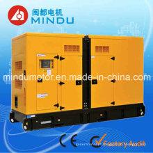 Molhe o grupo de gerador diesel de refrigeração de 300kw Deutz com ATS
