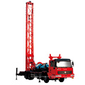 Well Drilling Rig Machine For 400M Deep