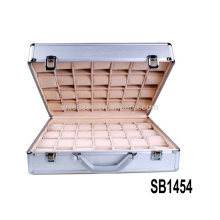 hot sell aluminum watch storage box for 48 watches from China manufacturer