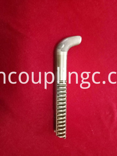 Hydraulic Spare Parts Scoop Tube