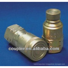 High pressure quick coupling