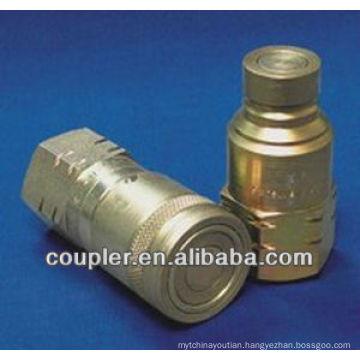 High pressure quick coupling