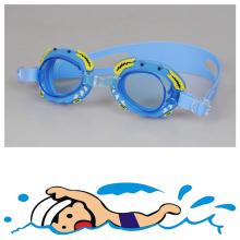Cute Crab Silicone Children Swimming Goggles