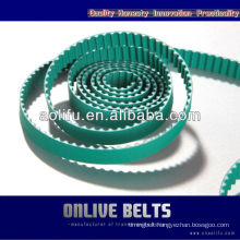 Automatic Curtains Track Belts T5 Green correia PU open belt