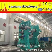 XY-4F máquina de calandra de borracha de 4 rolos