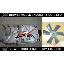 Automobile Fan Blade Plastic Mold