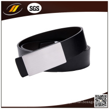 OEM High Quality Genuine Leather Black Belt