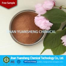 Sodium Ligno SLS as Tanning Auxiliary Concrete Superplasticizer