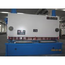 Hydraulic Shearing Machine Cutting Metal