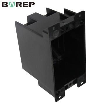 YGC-014 Boîtiers d'instruments électroniques usa socket boîte de jonction en plastique
