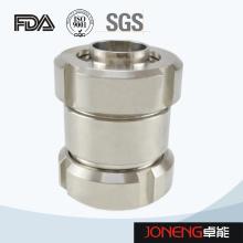 Гигиенический обратный клапан типа Union Steel (JN-NRV2002)