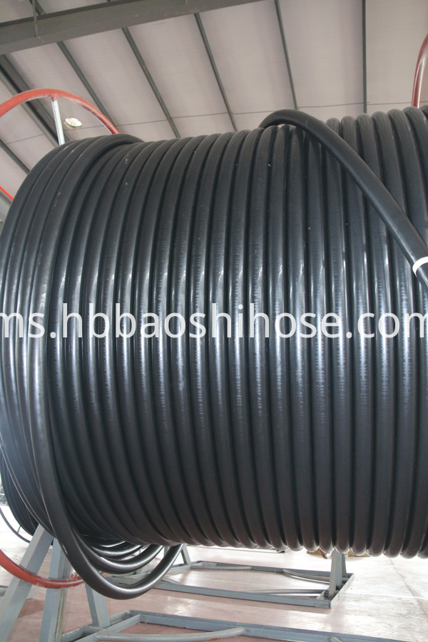 Transmission Gas Tube