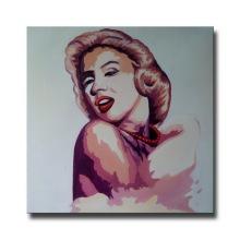 Peinture à l'huile moderne sur toile