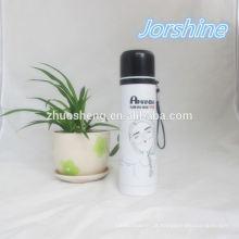 New design 500ML printed, popular vacuum flask made in china