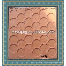 Moules de pavage en plastique Foshan Meijing pour la fabrication