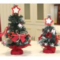 Mini arbres de Noël artificiels pour les décorations pour la maison