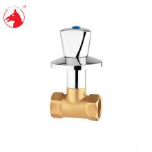 "Тайчжоу производитель 3/4 ""латунный скрытый клапан"
