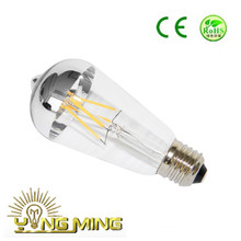 Factory Direct Sell St64 6.5W Silvery Mirror LED Bulb