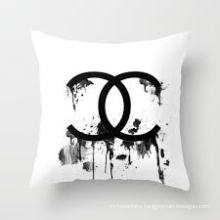 Cheapest Printed Throw Pillow for Home Decoration