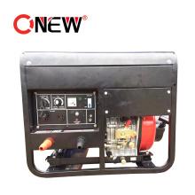 Factory Direct Sale Heavy Duty Welder Alternator Brushless Generator 20 Kw 20kw Used Diesel Generator Welding for Sale