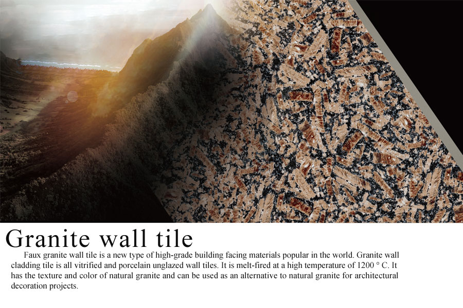 Granite Wall Tile