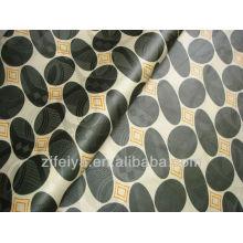 Jacquard de tissu imprimé ouest-africain dessins nigérians nouvelle arrivée mode 10 mètres / sac guinée brocade bazin riche FYP03-J