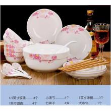 porcelain turkish dinner set