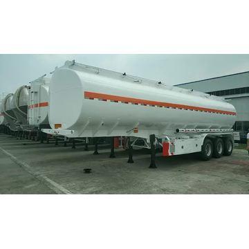 caminhão tanque de combustível semi reboque
