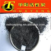 Carvão ativo de casca de porca granular de 8-24 mesh