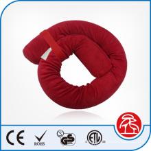 Multifunctional snake shape full body pillow