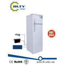 Puertas dobles de gran capacidad Refrigerador solar