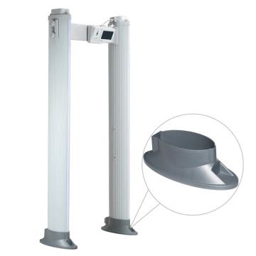 IP67 Outdoor Check 24 Zonas Banco Archway Detector de metales