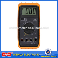 Digital Multimeter CE MY60 with Buzzer Auto Power Off machine manufacturers