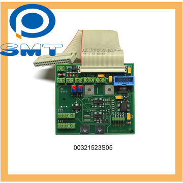 CAN BUS İÇİN SIPLACE 00321523S05 IC-BAŞLI PCB