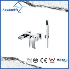 Faucet de chuveiro de molho único com chuveiro de parede com chuveiro de mão (AF6004-2)