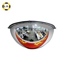 180 Degree Viewing Angle Half Dome Mirror