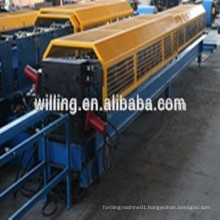Steel downpipes machine in china