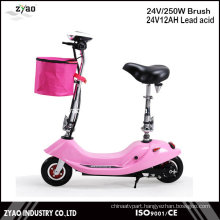 Small Electric Mobility Scooter Ce Approved E-Scooter 250W