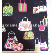 more than five hundred patterns mercerized fabric