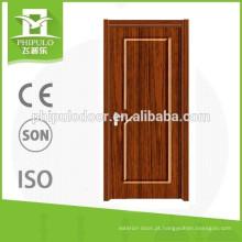 Fabricante de porta na China portas de PVC estrela