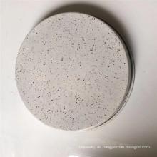 Runde Form 9-Zoll-Pizza-Backblech