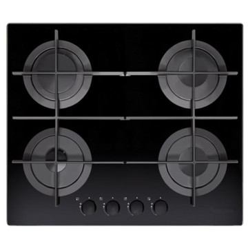 Candy 4 Ring Hob Tempered Glass