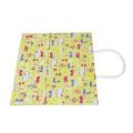Custom Kraft Paper Shopping Bag Brown Handle Colored Gift Paper Bag