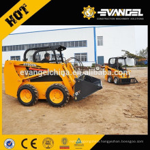 China Top Brand HYSOON Mini Skid Steer Loader HY400