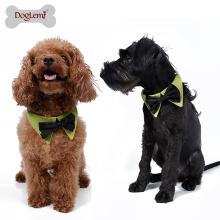 accessoires pour animaux de compagnie en gros mode pour animaux de compagnie cravate en coton doux