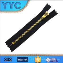 India Fast Moving Metal Zippers for Jeans Use