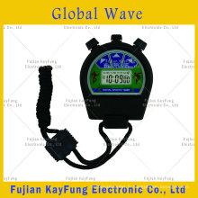 Chronomètre multifonctionnel Gw-3 OEM pour usage de laboratoire, de gym et de sport