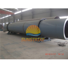 Special Design Professional Peat Dryer Machine with Large Capacity