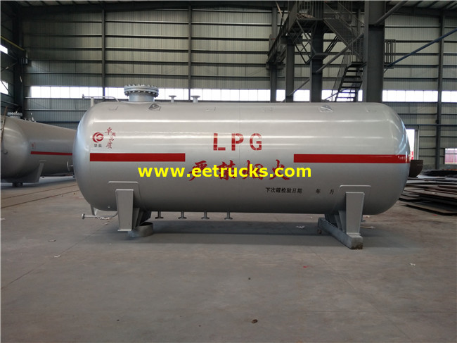 10ton Propane Aboveground Tanks