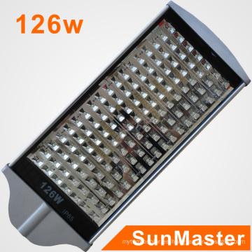 Fuente de luz de calle LED 126W (SLD01-126W)